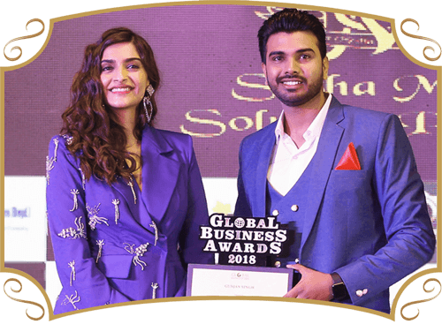 Global Business Award 2018