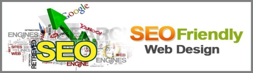 SEO Friendly Website Designing