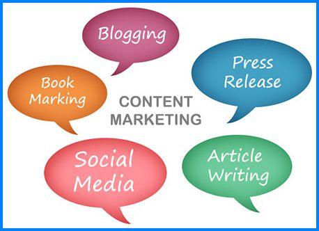 Content Writing Company In Delhi India