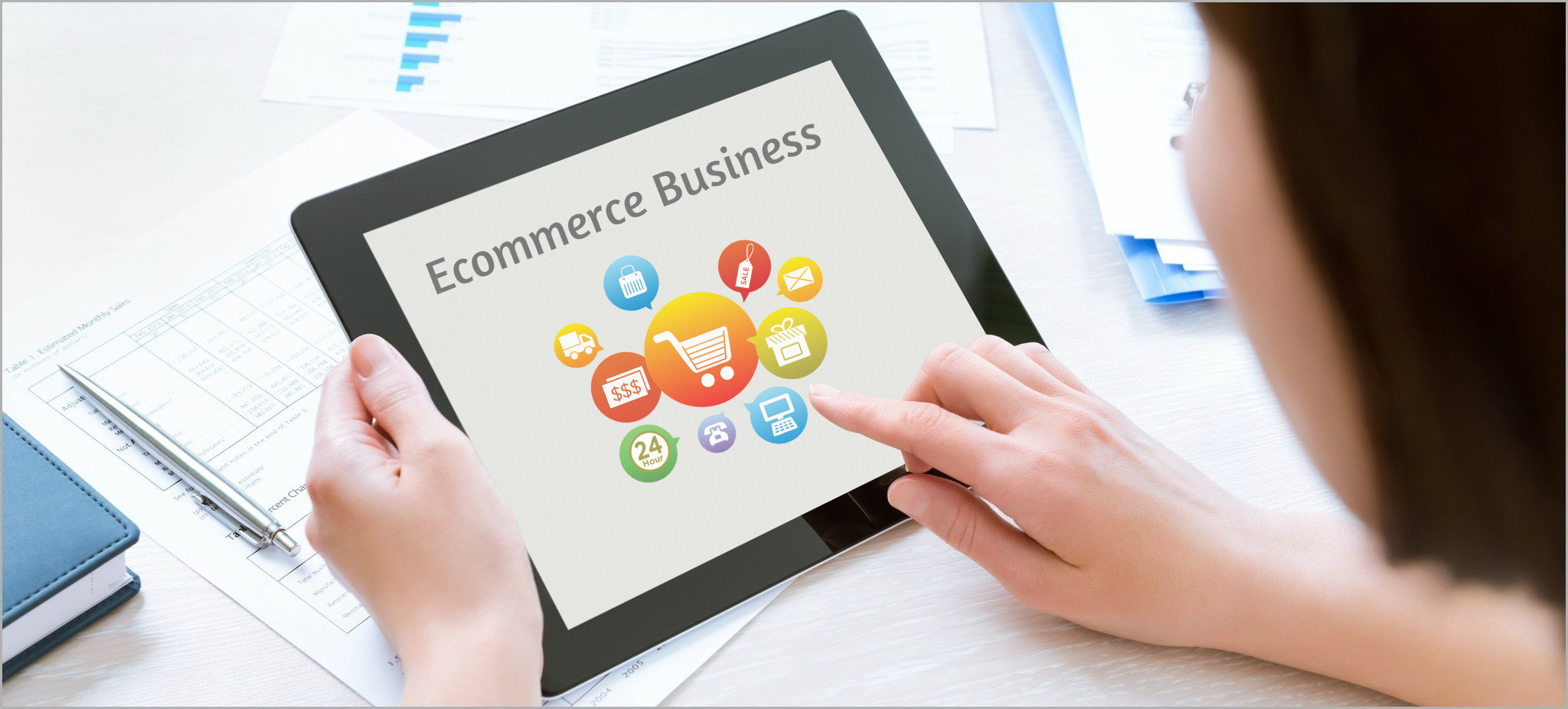 Ecommerce Designing In India