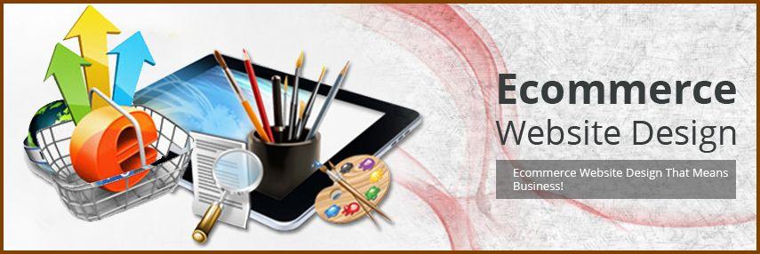 Ecommerce Website Designing Services In Delhi India