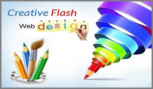 Flash Web Designing Services In Delhi India
