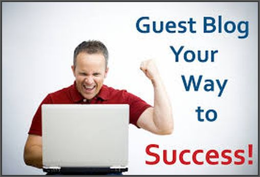 Guest Blogging To Increase Traffic