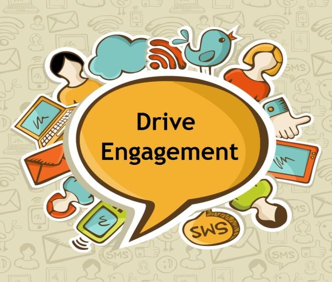 Hashtags Drive Engagement