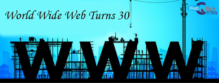 World Wide Web Turns 30