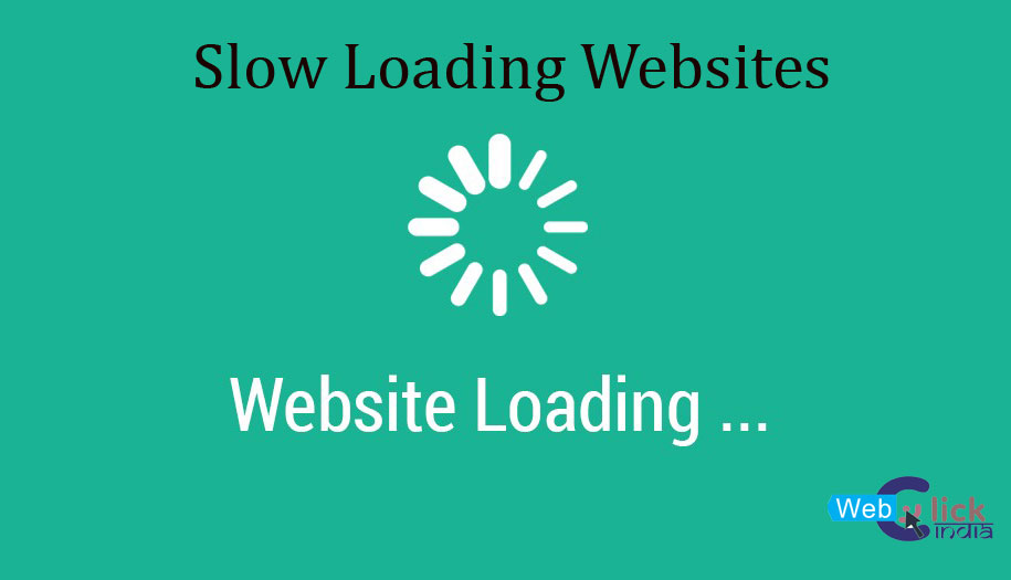Slow Loading Websites