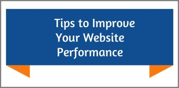 Improve Your Website Performance