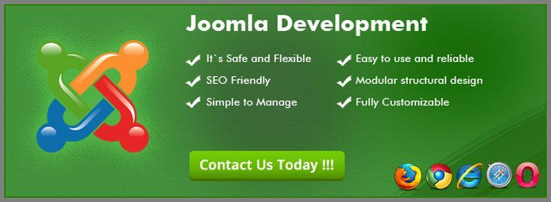 joomla Website Development Services In Delhi India