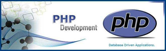 PHP Web Development Services in Delhi
