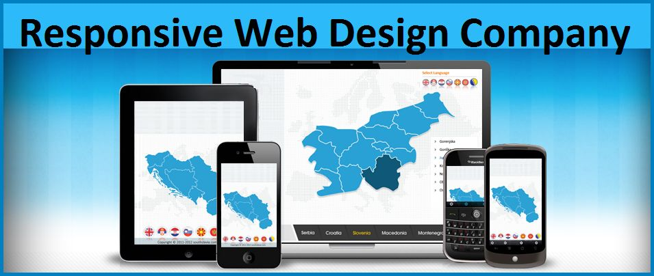 Responsive Web Design Company in India
