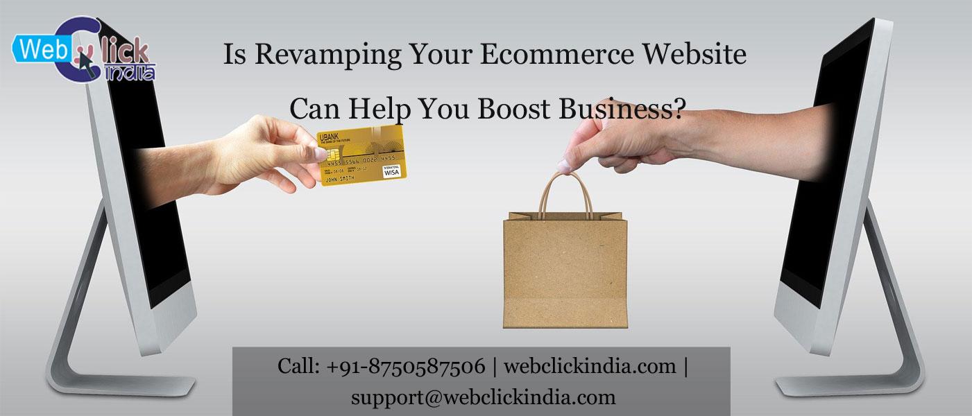 Revamp Your Ecommerce Website