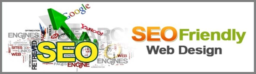SEO Friendly Website Designing