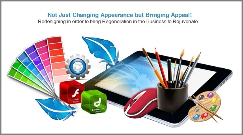 Website Redesigning Services in India