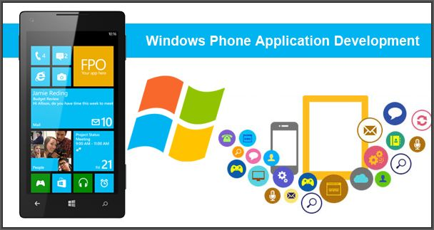 Windows Phone App Development Services In Delhi India