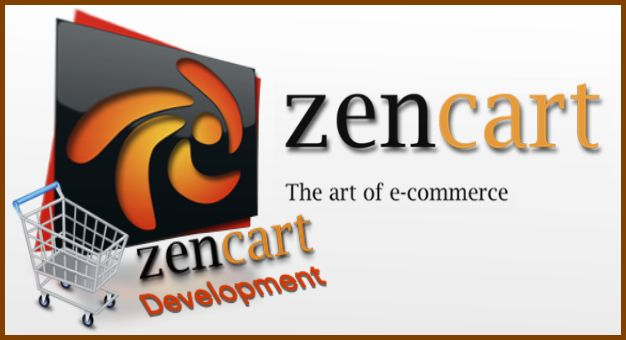 Zen Cart Development Services In Delhi India