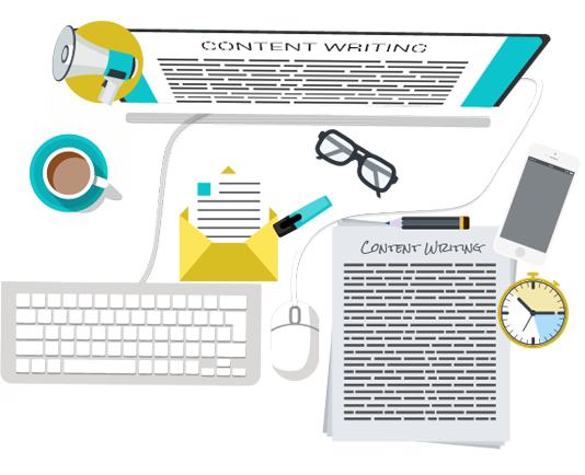 SEO-Friendly Content Writing Service