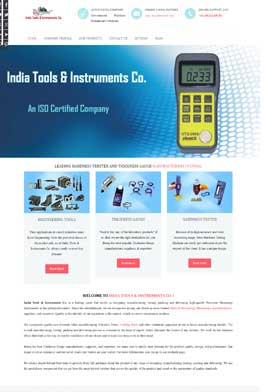 India Tools & Instruments Co.